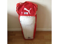 batting pads ballistic 4000