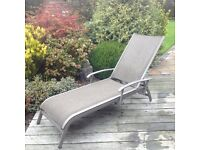 Sun Lounger, perfect condition