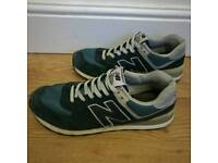 New Balance 574 suede size UK 9.5
