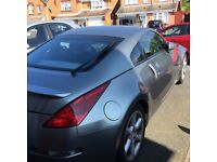 Well loved Nissan 350Z Coupe, Silver,2006, for sale,FSH, 12 mnths MOT, good condition, fab car !