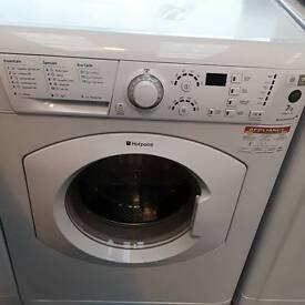 7 Kg Hotpoint Washing Machine #3224