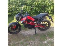 KYMCO K-PIPE 50cc LOW MILEAGE