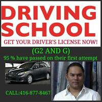 Driving instructor, Driving lessons PLEASE CALL : 416 - 877-8467