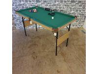 Pool Table No Cues