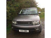 Range Rover Sport 3.0 TD V6 HSE SUV Diesel 2010 BRAND NEW MOT £16750