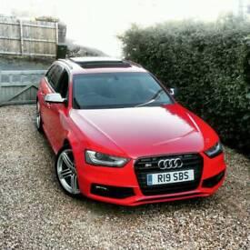 Audi s4 b8.5 black edition