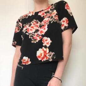 Missguided ladies top size 10