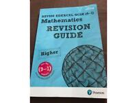 GCSE mathematics revision guide