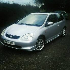 honda civic type r ep3 2002 in great yarmouth norfolk. Black Bedroom Furniture Sets. Home Design Ideas