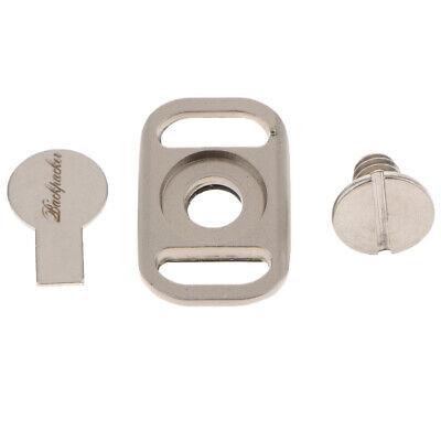 Camera Wrist Strap Mount Button Buckle Clip for Canon Nikon