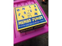 Retro Mumbo Jumbo game