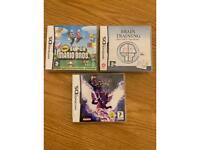 Nintendo DS games - 1 left