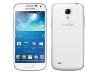 Samsung Galaxy S4 MINI - 8GB - Black/white - Unlocked