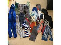 Boy bundle 3-4 years old