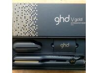 Hair straighteners - GHD Gold Series MAX styler - unused and boxed