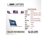 APPLE MACBOOK AIR 11 L2010,INTEL CORE2DUO @ 1.6Ghz,2 GB RAM,128GB SSD,MACOS HIGH-761