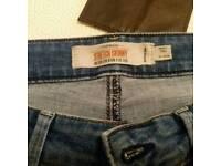 Topman Super Skinny Jeans (32/32)