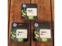 HP 364XL Ink Cartridge's