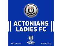 West London Women's Football Club - new players welcome