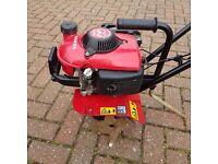 Honda FG201 1.4 KW 4 Cylinder Petrol Rotovator, Rotavator, Tiller, Cultivator. Used & Good Condition