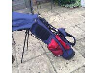 Junior golf bag