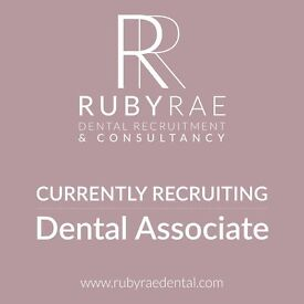 Dental Associate - Full Time - East Ayrshire