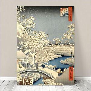 Beautiful Japanese Art ~ CANVAS PRINT 8x10