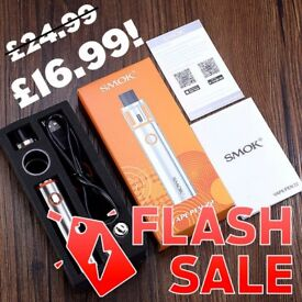 SMOK 22 Vape Pen Kit - Down from £24.99 to £16.99 Limited Time only!!