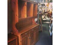 Reduced.....Vintage Welsh dresser