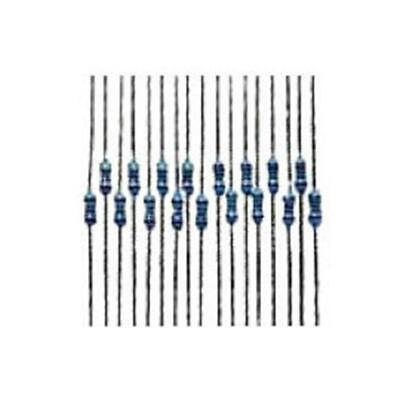 New Radioshack 50-piece 14-watt Metal-film Resistor Assortment 2710309