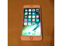 IPhone 6s Plus in good condition still have box unlocked