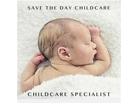 Childcare when you need it most