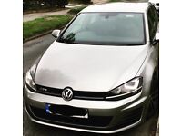 Volkswagen Golf GTD 184ps Hpi clear fully loaded 12 months mot immaculate condition Like new 2014 14