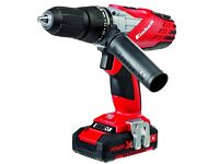Einhell Cordless Impact Drill- 18V- Lithium Battery- Fully working. NO OFFERS OR TIMEWASTERS