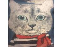The Mousehole Cat Cushion Cover