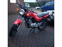YBR125 2007