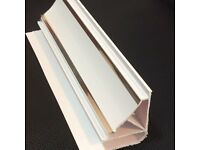 PVC covin/edge strip/skirting/or architrave profile