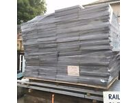 100mm thick insulation (£4.00 per slab)