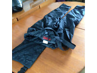 SIDI TEXTILE TROUSERS=SIZE MEDIUM IN GOOD CONDITION