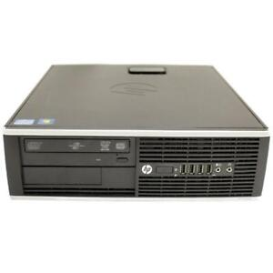 Refurbished and highly productive HP 8200 Elite ,SFF, I5 2500, 3.3 GHZ, DDR3, 8.0 GB, 500 GB FOR SALE at cheap price.