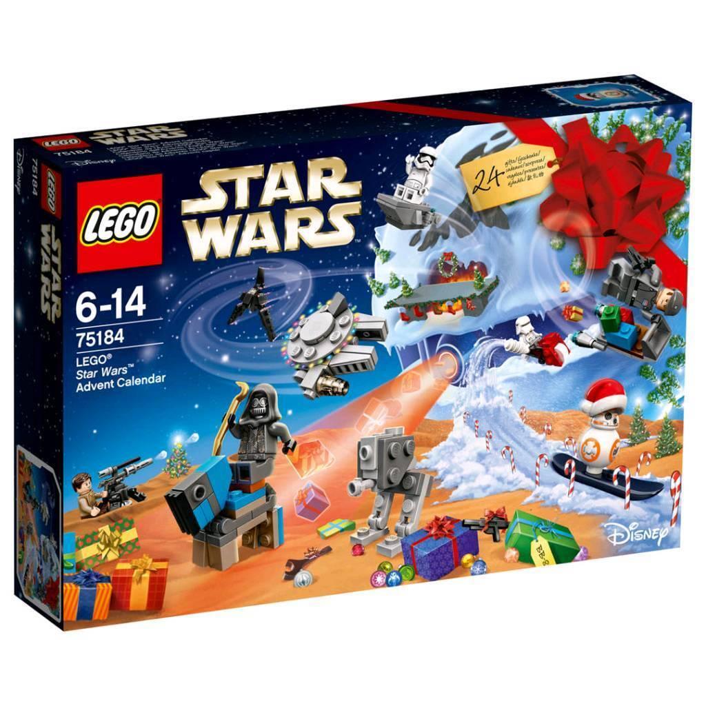 Star Wars Lego Advent Calendars
