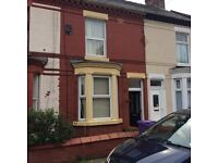 2 bedroom house- August Road, Liverpool 6 - Re-decorated inside! DSS Accepted - view now!