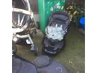 Chicco imove travel system can deliver or collect