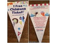 Gulliver's Theme Parks - Child Ticket