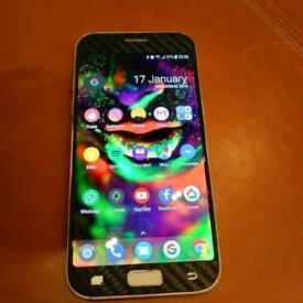 Samsung A5 2017 3GB Unlocked Cracked ( similar to S7 , S6 , G6 , Q6 ,Honor , Moto G , Xiaomi ) Swap