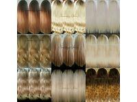 Award winning salon! LA Weave, micro rings, prebonded, tape hair. REMI CACHET & BEAUTY WORKS