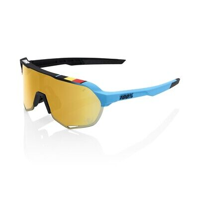 100 Percent S2-Soft TACT Quicksand-Smoke Lens Glasses Men Sand-Cristal Dark Medium,
