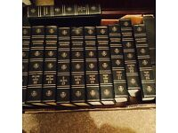 Britannia Encyclopedia set of books