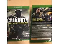 Xbox One Call of Duty Infinte Warefare Game NEW & SEALED