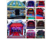 **HIRE**🔥 Bouncy Castles 🔥To Hire BIRMINGHAM AREA Party Packages : Face Painting : Mascots